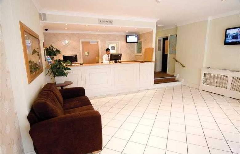 Best Western Cumberland - Hotel - 169