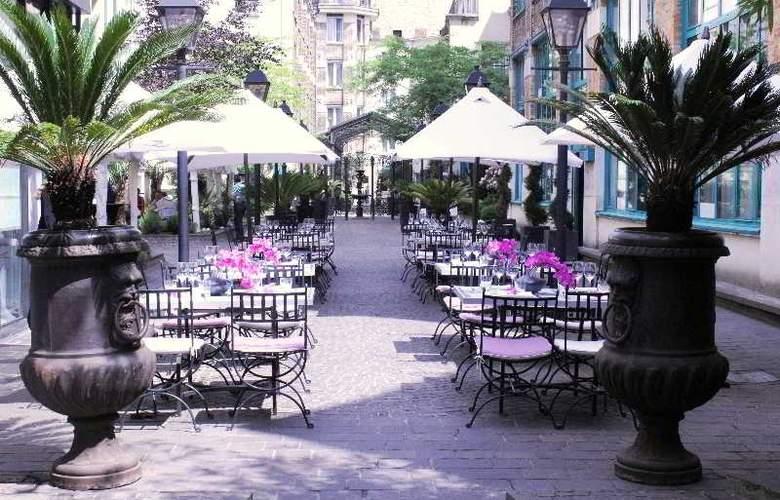 Les Jardins du Marais - Terrace - 7