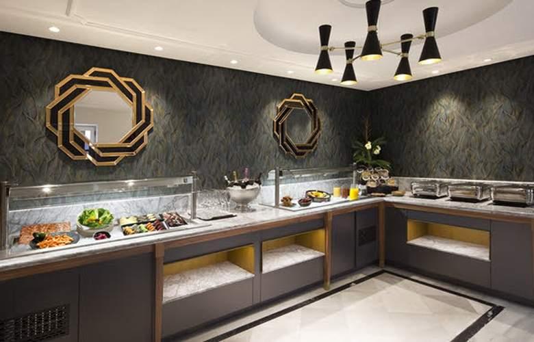 Doubletree by Hilton Madrid - Prado - Restaurant - 3