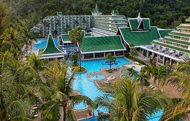 Le Meridien Phuket Beach Resort - Terrace - 38