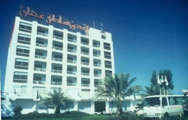 Ajman Beach Hotel - Hotel - 0