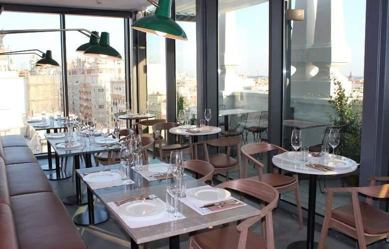Dear Madrid - Restaurant - 4