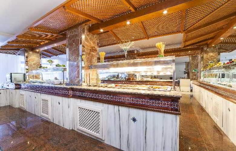 Globales Condes de Alcudia - Restaurant - 4