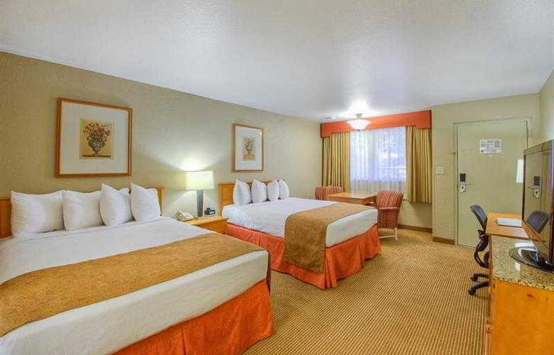 Best Western Foothills Inn - Hotel - 37