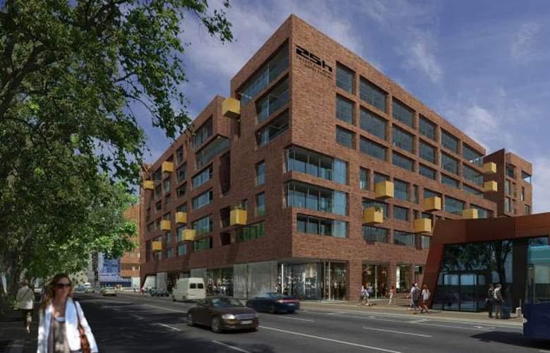 25 Hours HafenCity - Hotel - 8