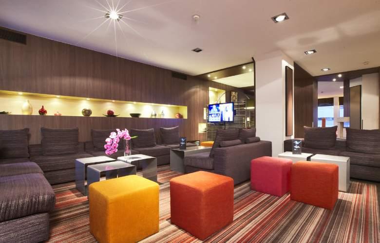 Paris Boulogne - Hotel - 0