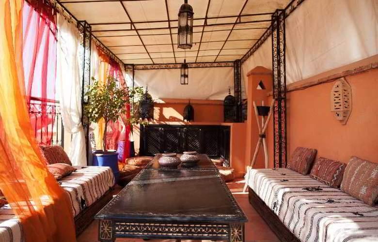 Riad La Rose Dorient - Terrace - 8