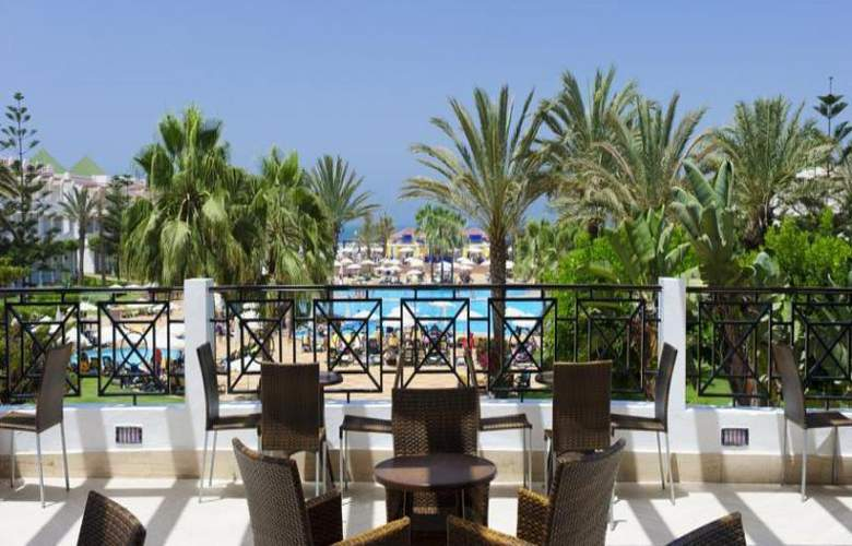 Iberostar Founty Beach - Terrace - 32