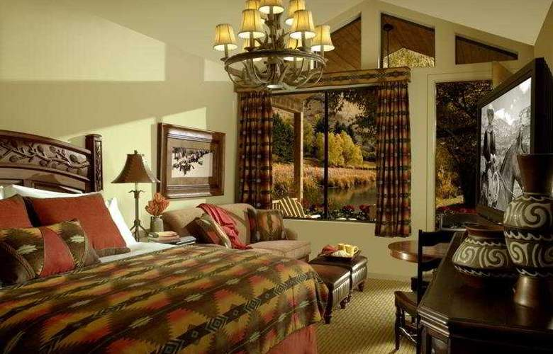 Rustic Inn at Jackson Hole - Room - 7