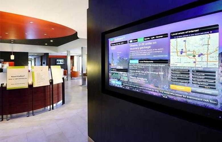 Courtyard Phoenix Airport - Hotel - 11