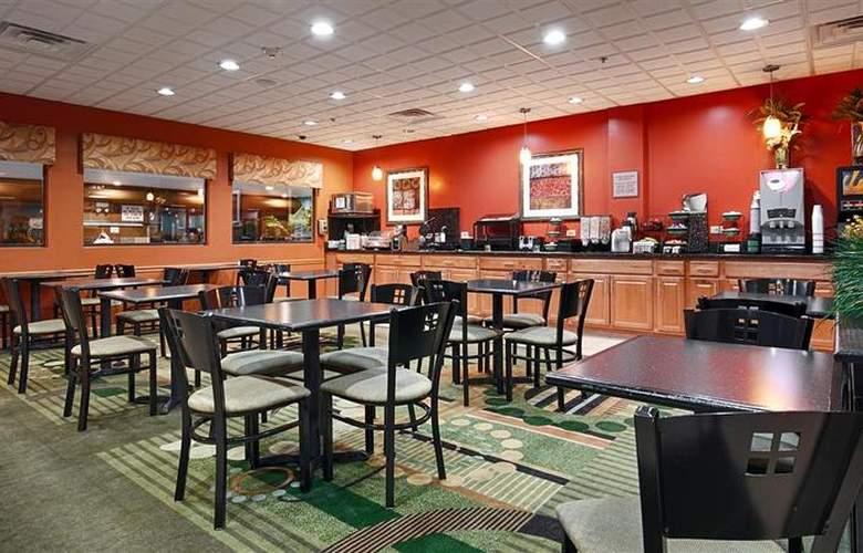 Best Western Plus Chicago Southland - Restaurant - 168