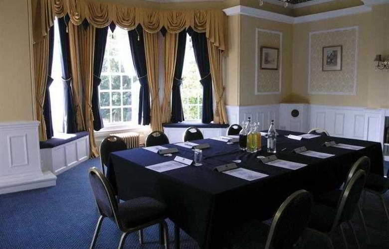 Best Western West Retford - Hotel - 45