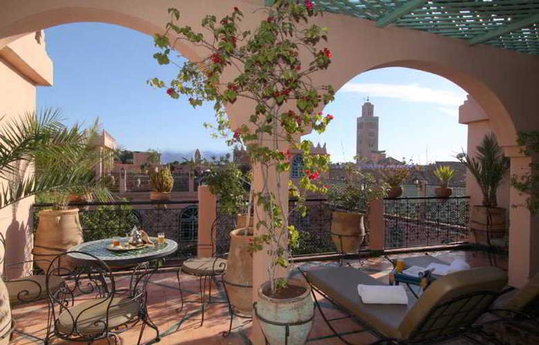 Riad Catalina - Terrace - 6