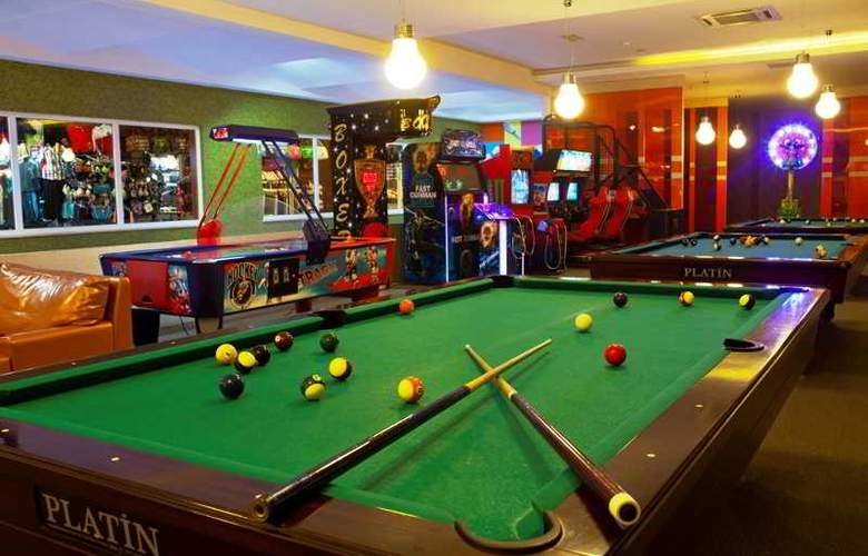 Adalya Resort Spa Hotel - Sport - 41