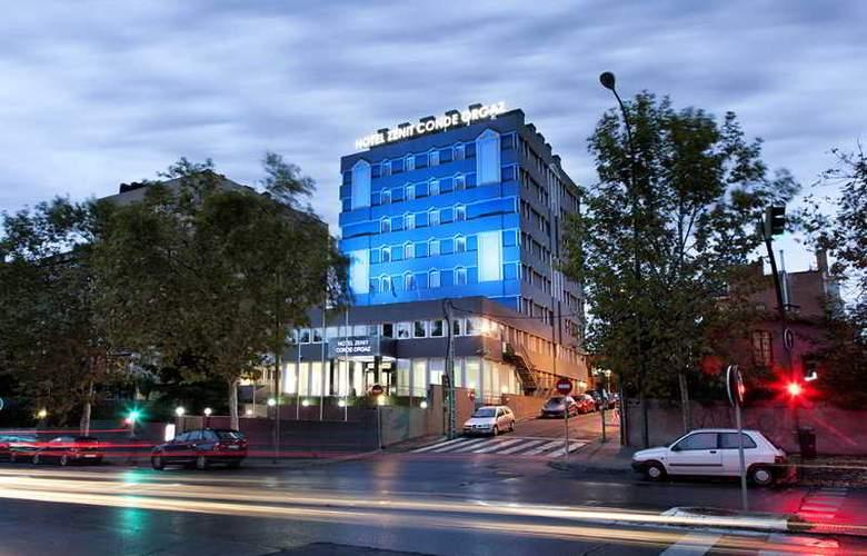 Zenit Conde de Orgaz - Hotel - 9
