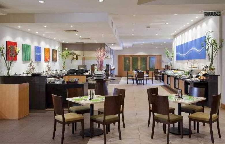 Holiday Inn Melaka - Restaurant - 4