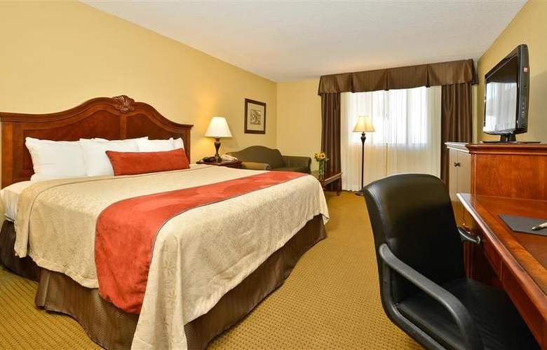Best Western Dubuque Hotel & Conference Center - Room - 100