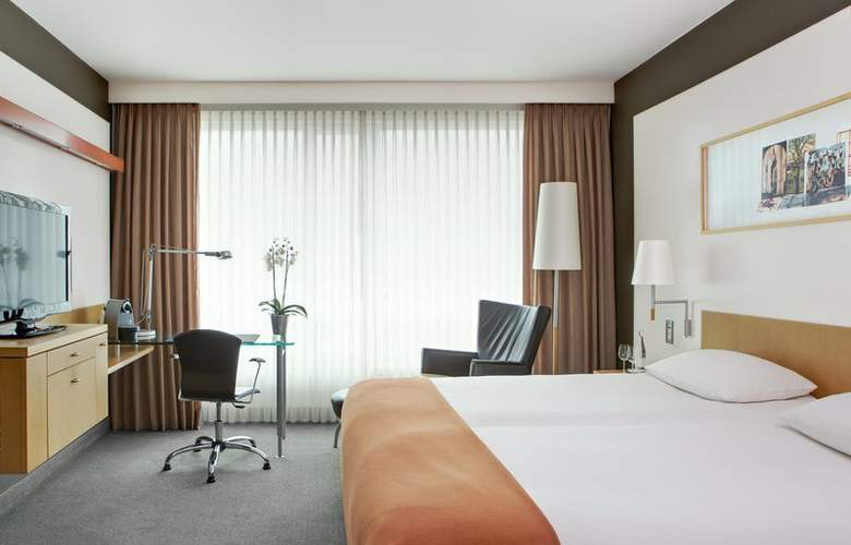 Steigenberger Airport Amsterdam - Room - 2