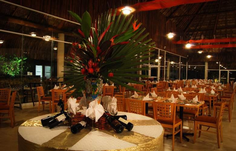 Villa Mercedes Palenque - Restaurant - 12