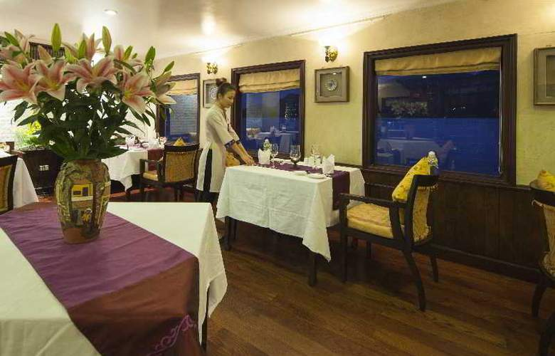 Violet Cruise - Restaurant - 4