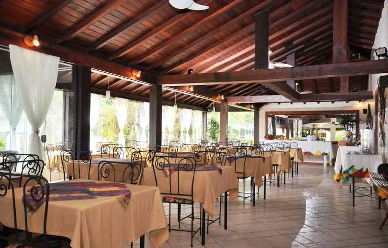 Pousada Aguazul - Restaurant - 6