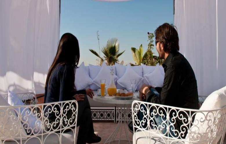 Riad Nashira & Spa - Terrace - 27