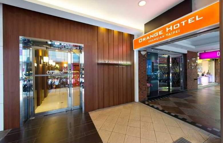 Orange Hotel-Guanqian, Taipei - Hotel - 2