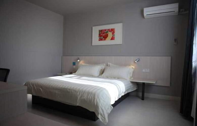 Jinjiang Inn (Yongor,Ningbo) - Room - 8