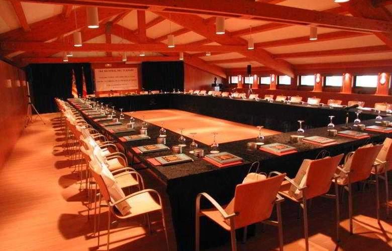 Monasterio de Rueda - Conference - 3