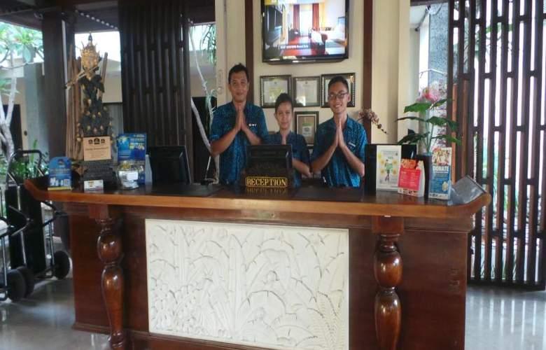Best Western Resort Kuta - General - 7
