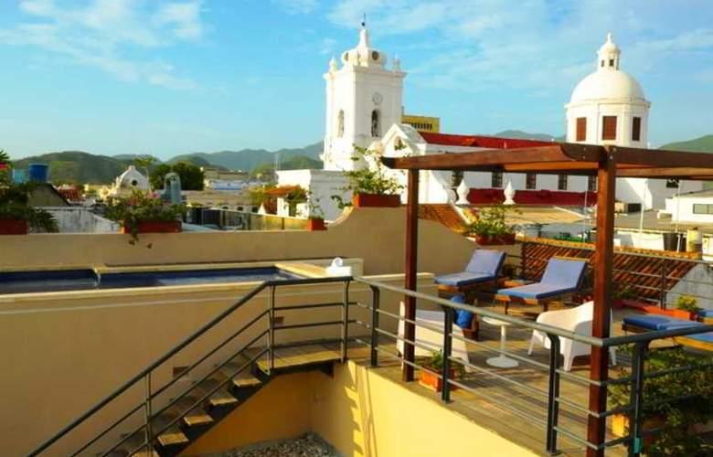 La Casa del Farol Hotel Boutique - Pool - 1
