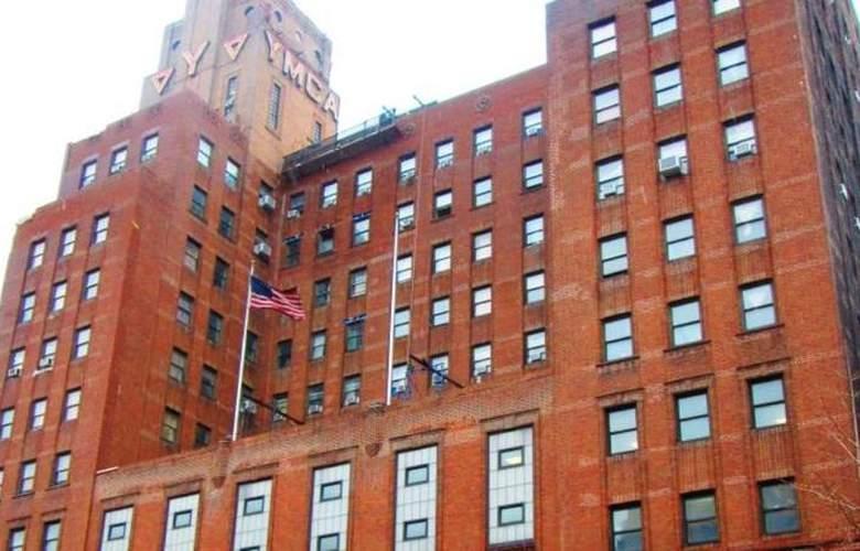 YMCA Harlem - Baño Compartido - Hotel - 1