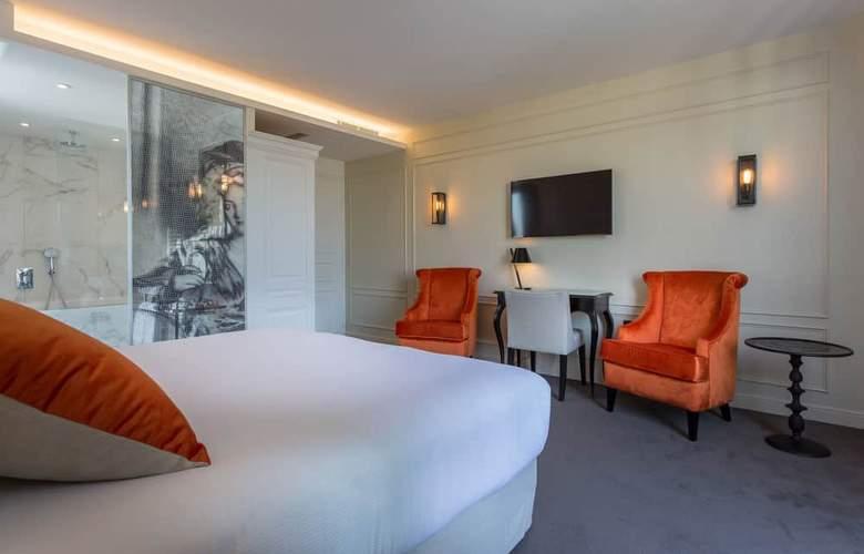 Hotel La Comtesse - Room - 16