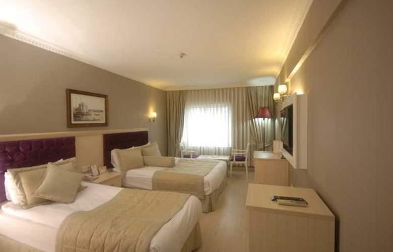 Osmanbey Fatih Hotel - Room - 7