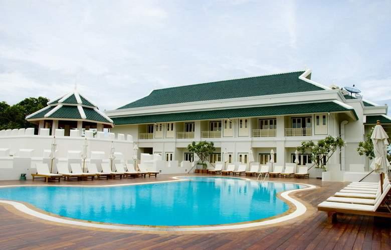 Buddy Oriental Riverside Nonthaburi - Hotel - 14