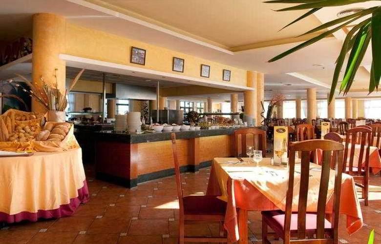 Elba Castillo San Jorge & Antigua Suite - Restaurant - 3