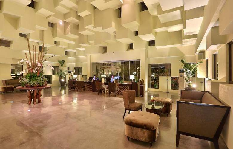 Bali Nusa Dua Hotel & Convention - General - 8