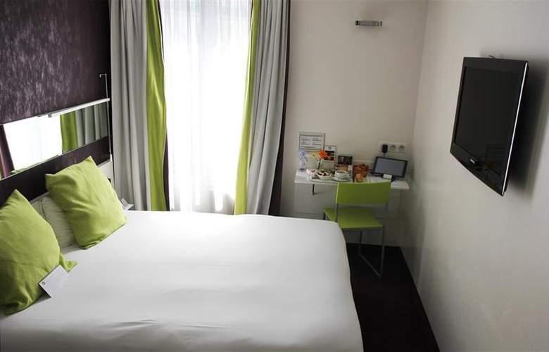 Best Western Hotel Le Montparnasse - Room - 76