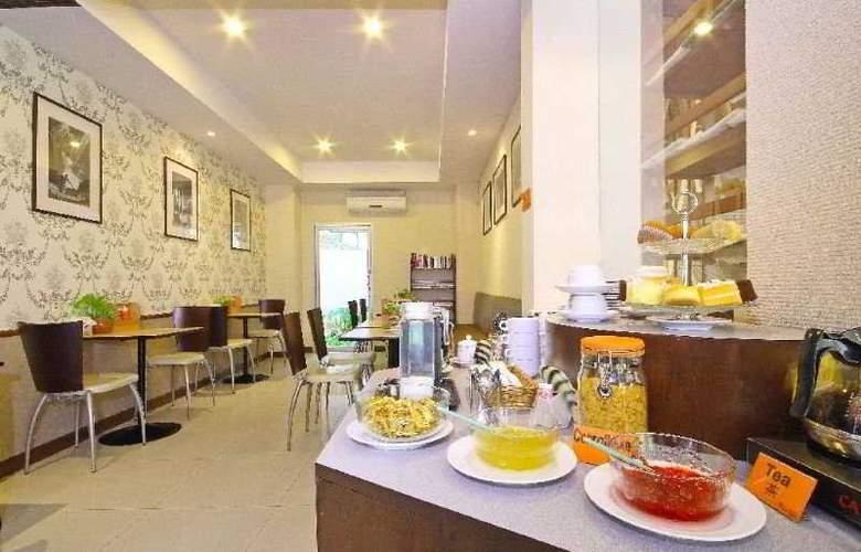 Floral Shire Resort - Restaurant - 9