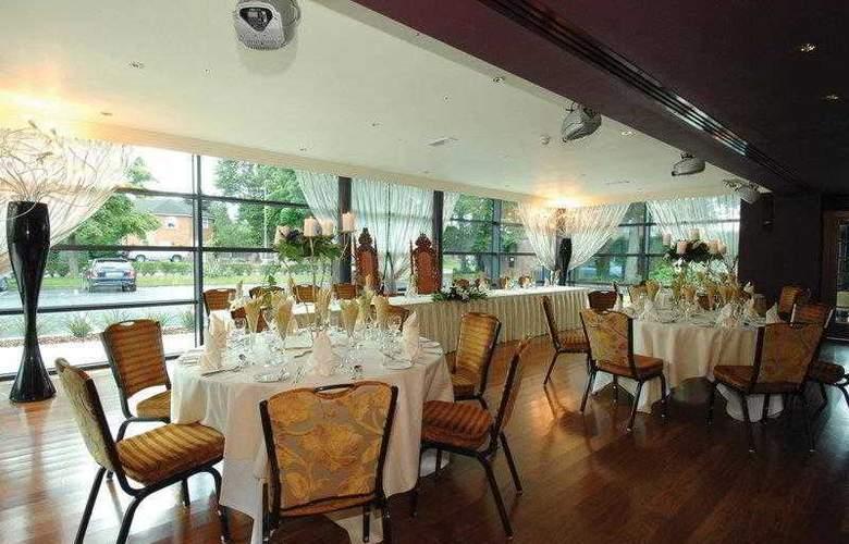 Best Western Fir Grove - Hotel - 15