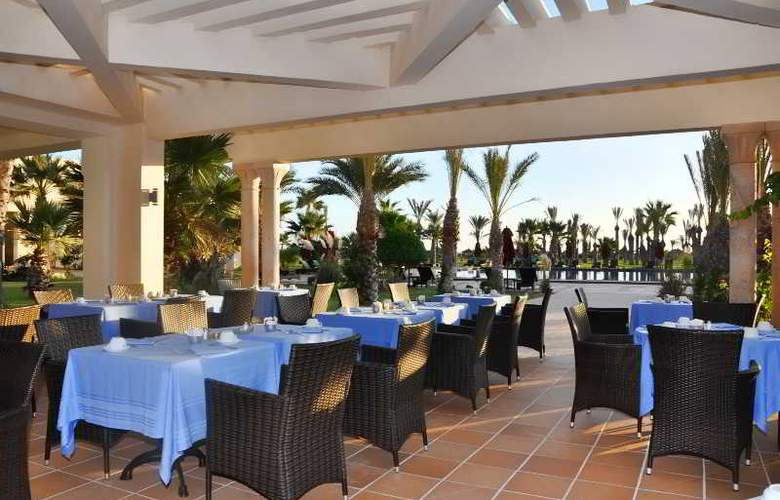 Hasdrubal thalassa & Spa Djerba - Terrace - 4