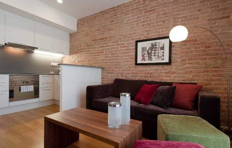 Dailyflats Barcelona Center - Room - 8