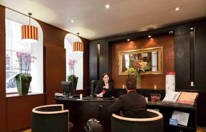 Mercure Paris Lafayette - Hotel - 26