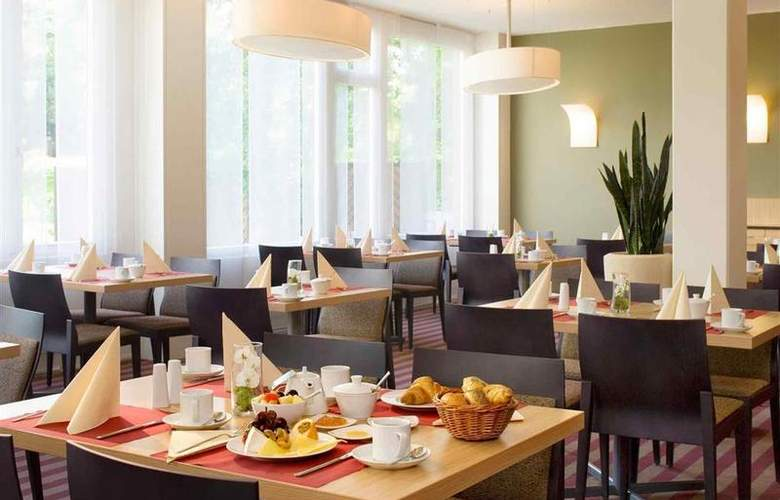 Mercure Airport Berlin Tegel - Restaurant - 13