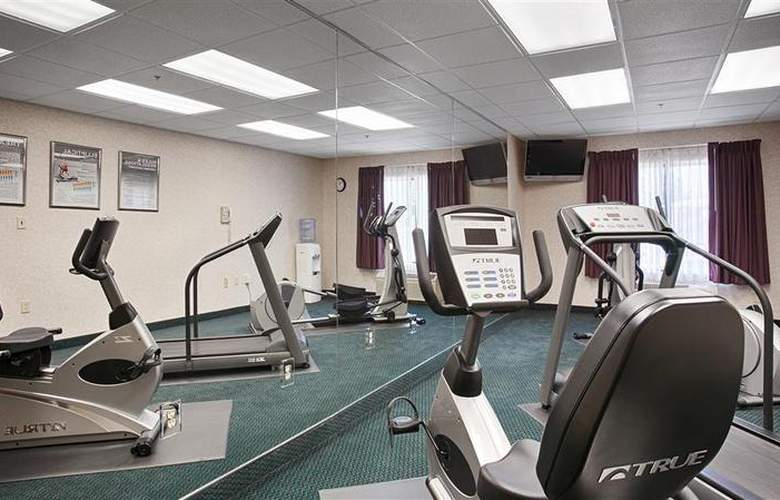 Best Western Executive Inn & Suites - Sport - 39