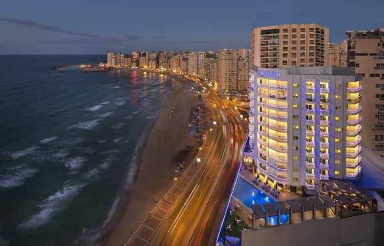 Hilton Alexandria Corniche - Hotel - 2