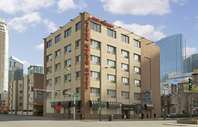 Best Western River North Hotel - Hotel - 44