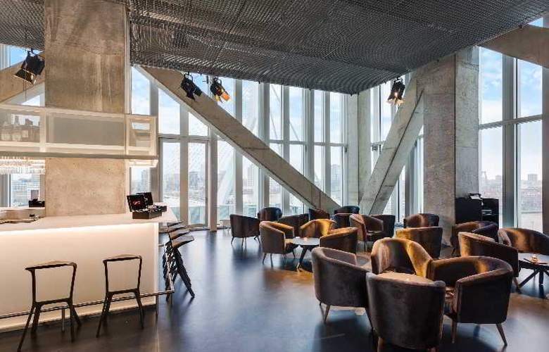 Nhow Rotterdam - Restaurant - 12