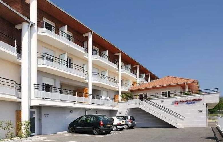 Séjours & Affaires Geneve Gex Les Rives Du Leman - Hotel - 10