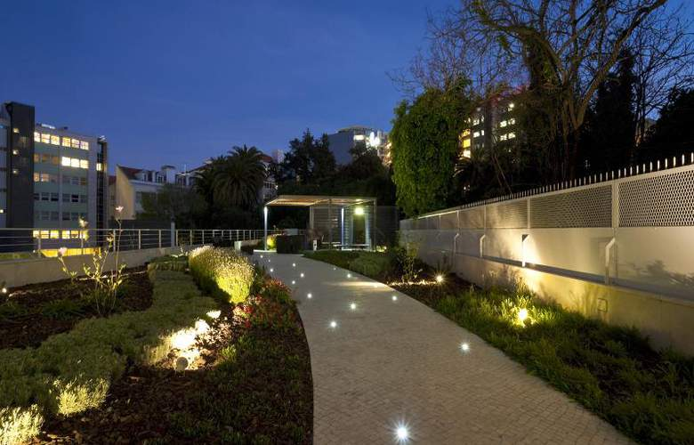 HF Fenix Garden - Terrace - 15